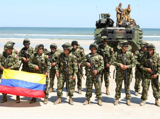 Colombian Military