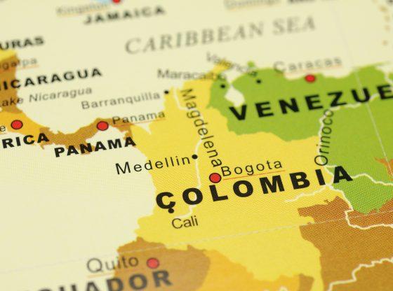Panama - Colombia
