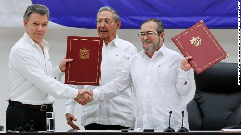 FARC treaty