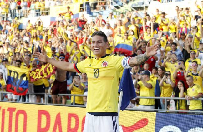 James transfer