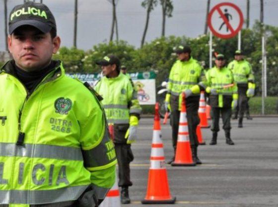 Policia de transito