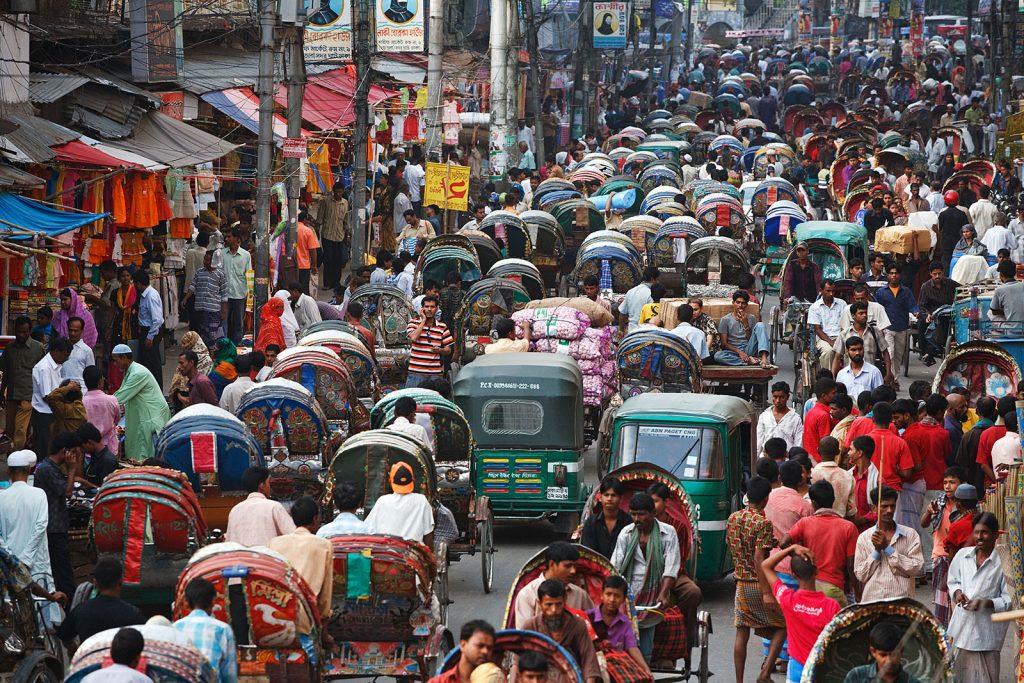 Daka, Bangladesh