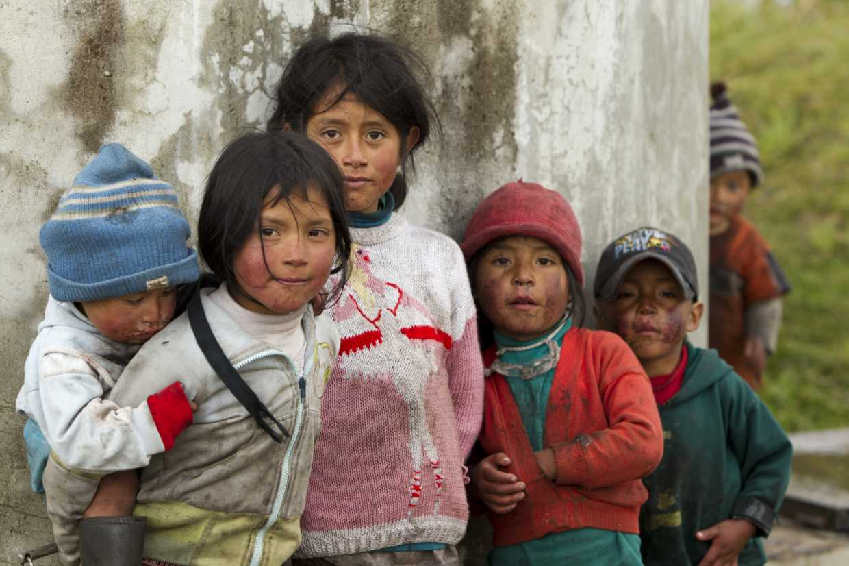 Child Labor in Colombia