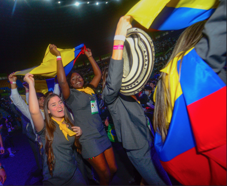 Colombia WorldSkills Competition