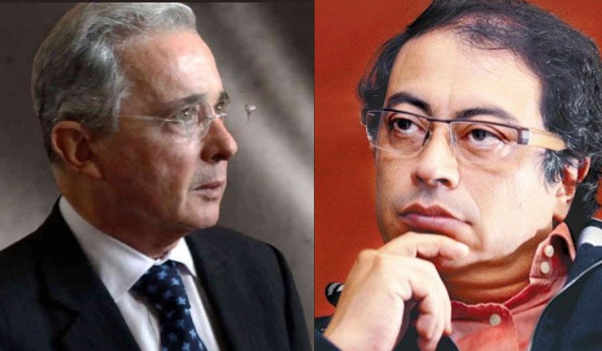 Petro vs Uribe