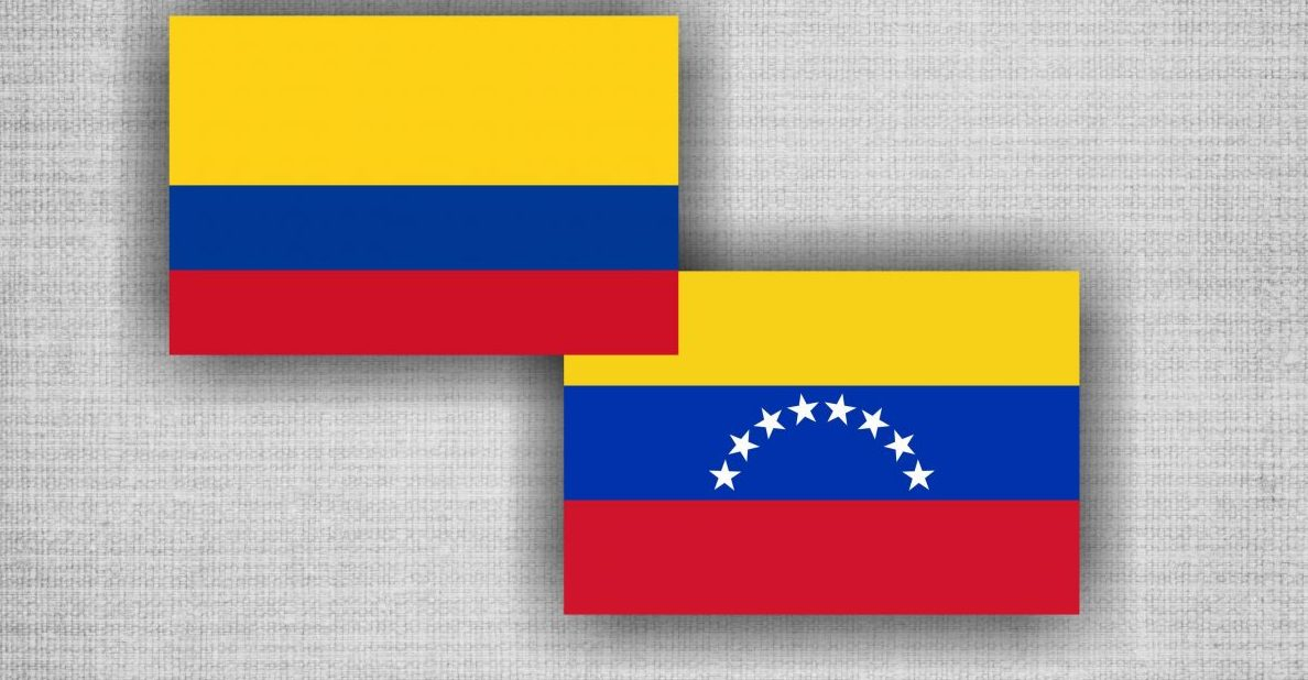Venezuela and Colombia