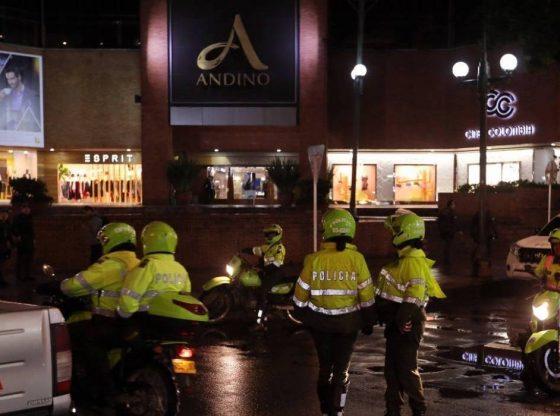 Andino mall attack
