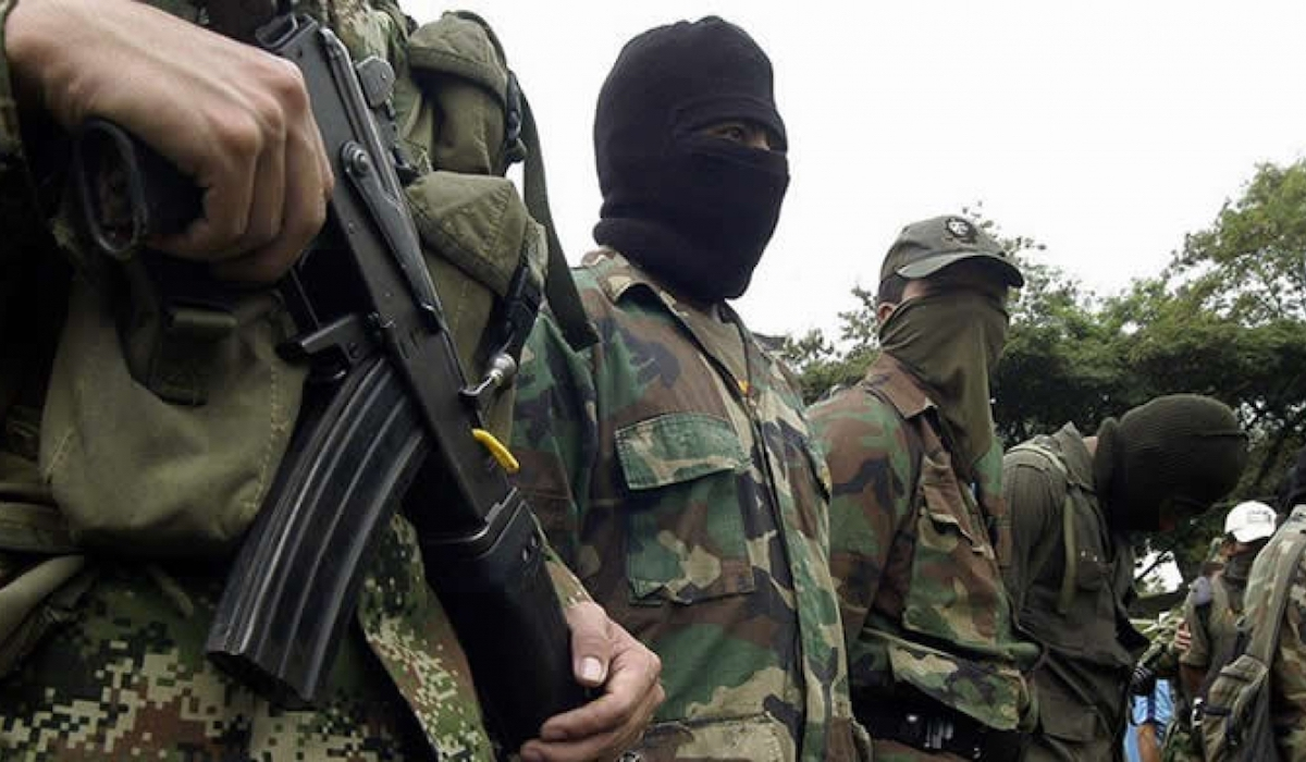 FARC's first front