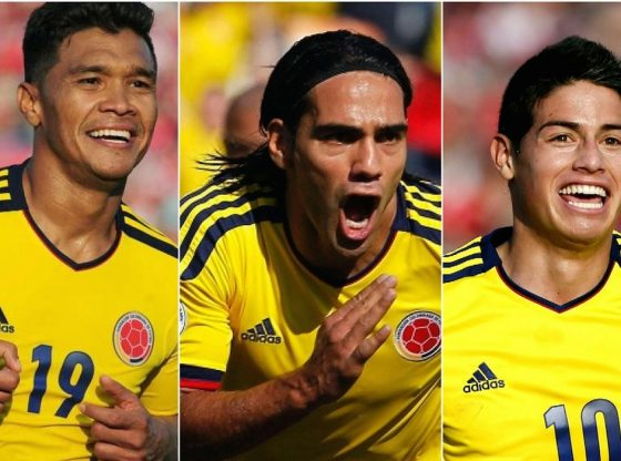 Colombian stars