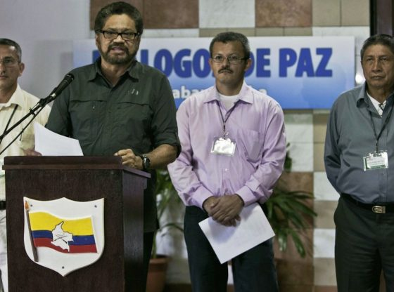 FARC begins transition from guerrilla group into political party