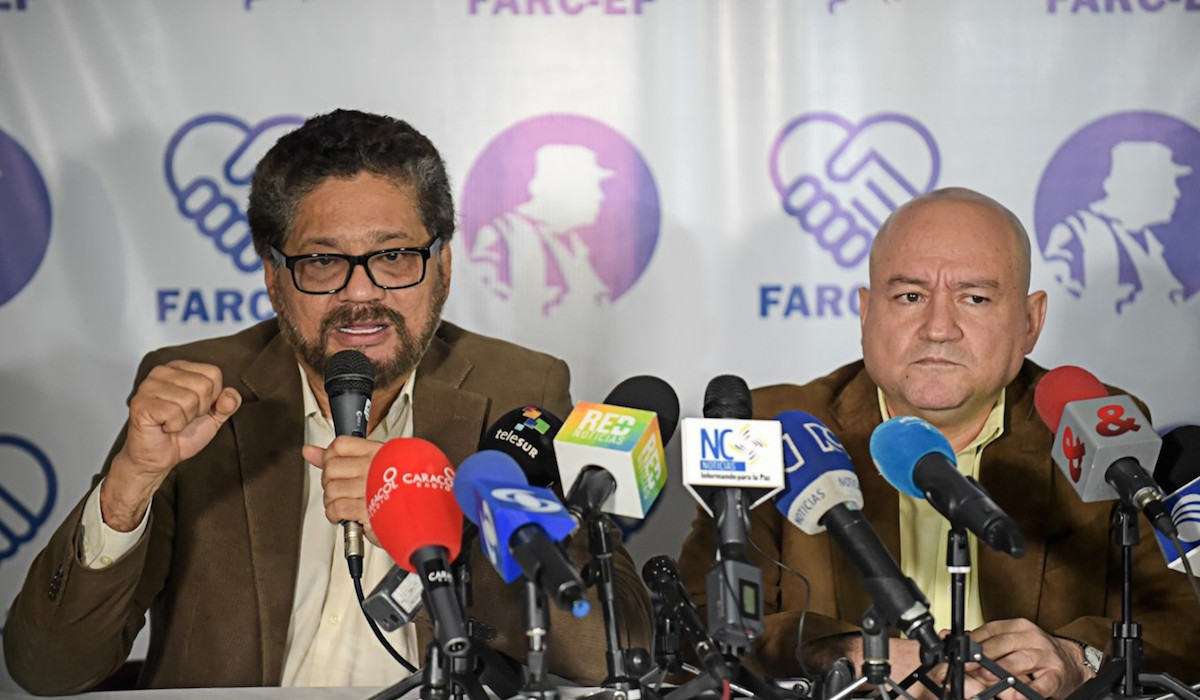 The New FARC