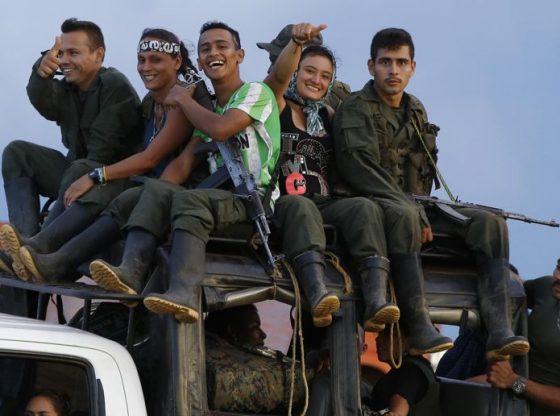 FARC terrorists