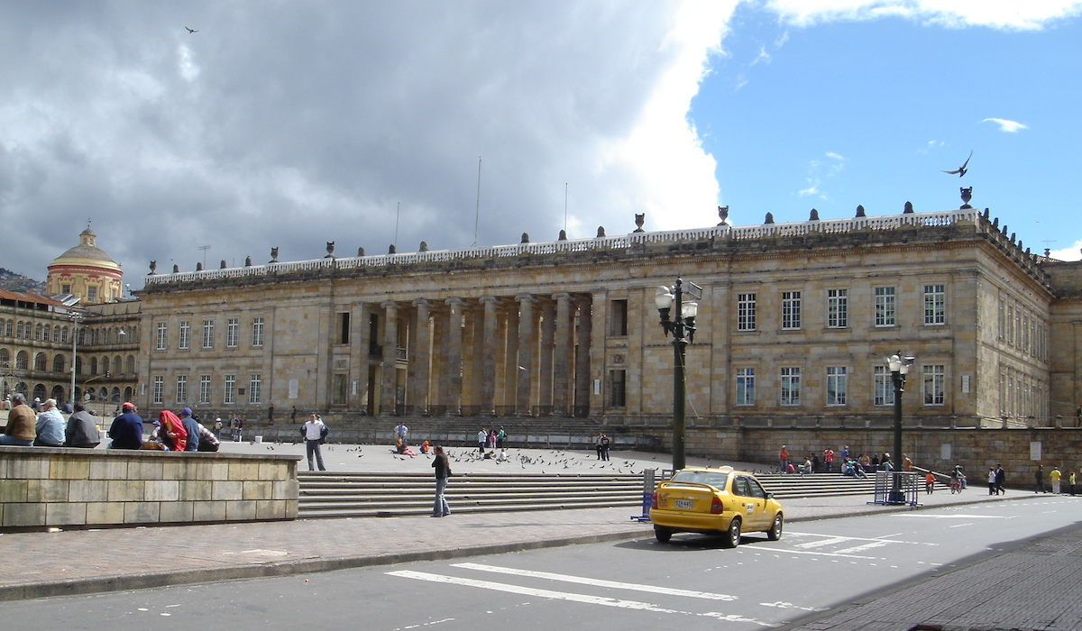 Colombian Capitol Building