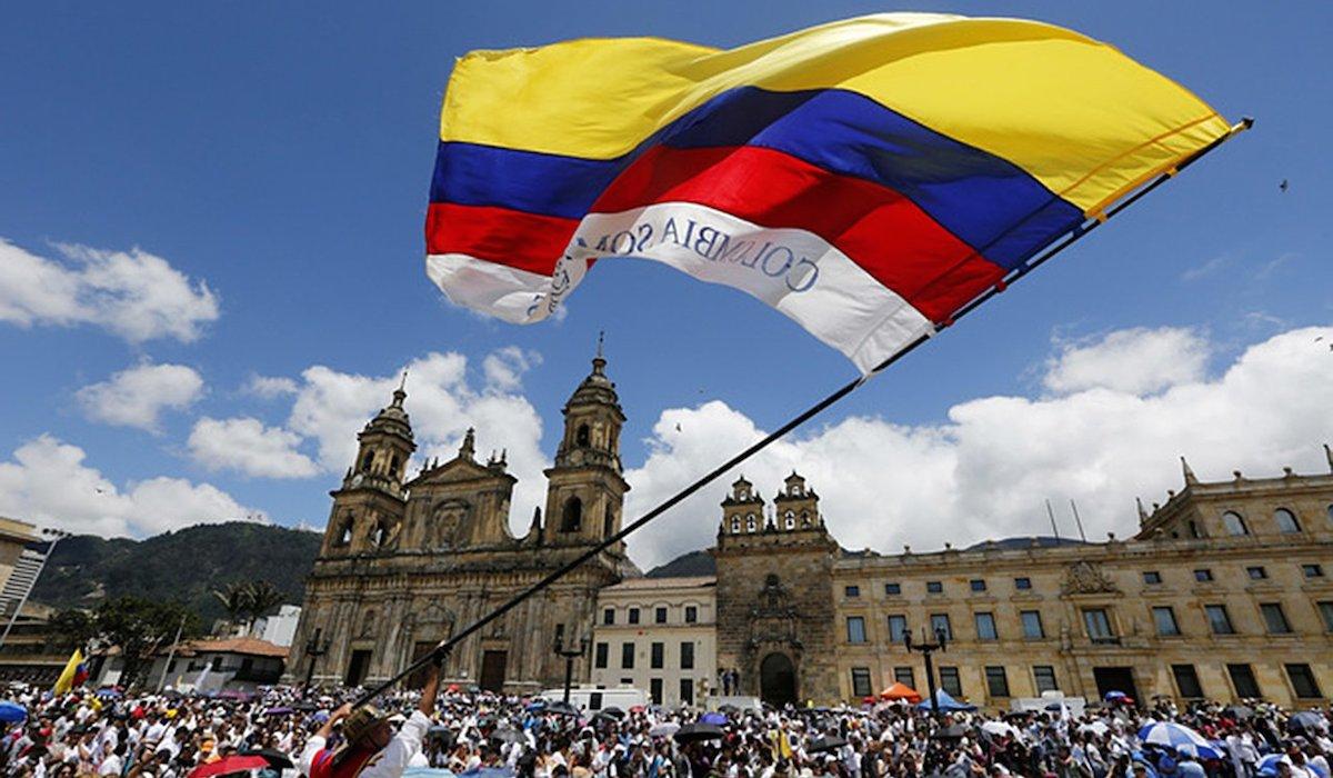Colombian politics