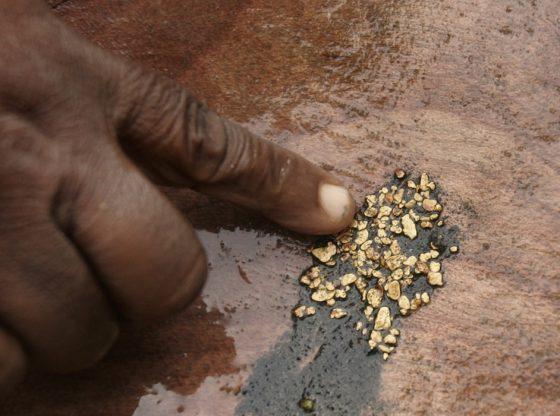 Gold Mining ban