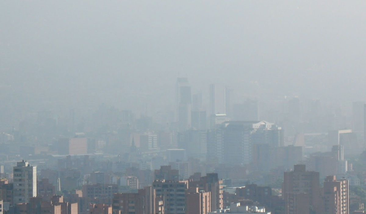 Medellín Pollution