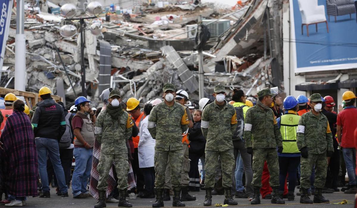 Mexican Earthquake 2017