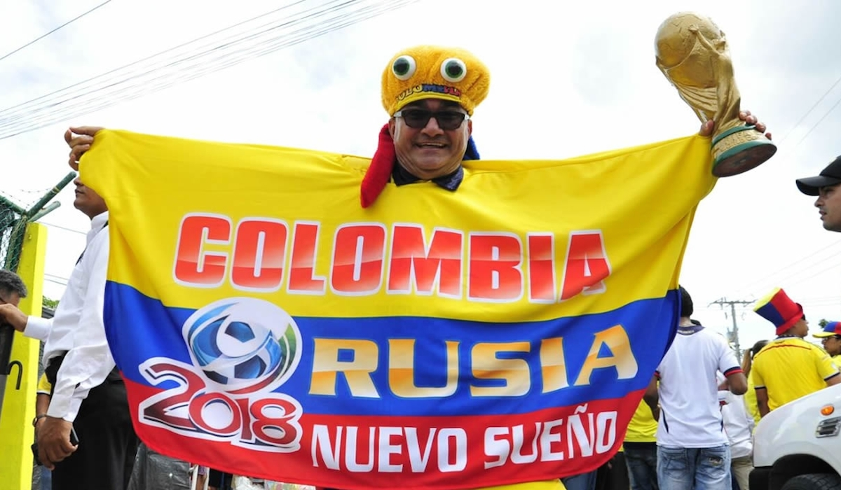 These are the scenarios for Colombia to qualify for the 2018 World Cup in Russia