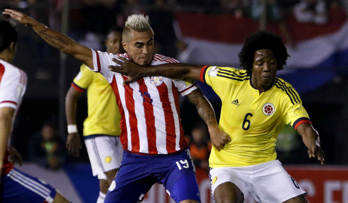 World Cup qualifying scenarios for Colombia this Thursday