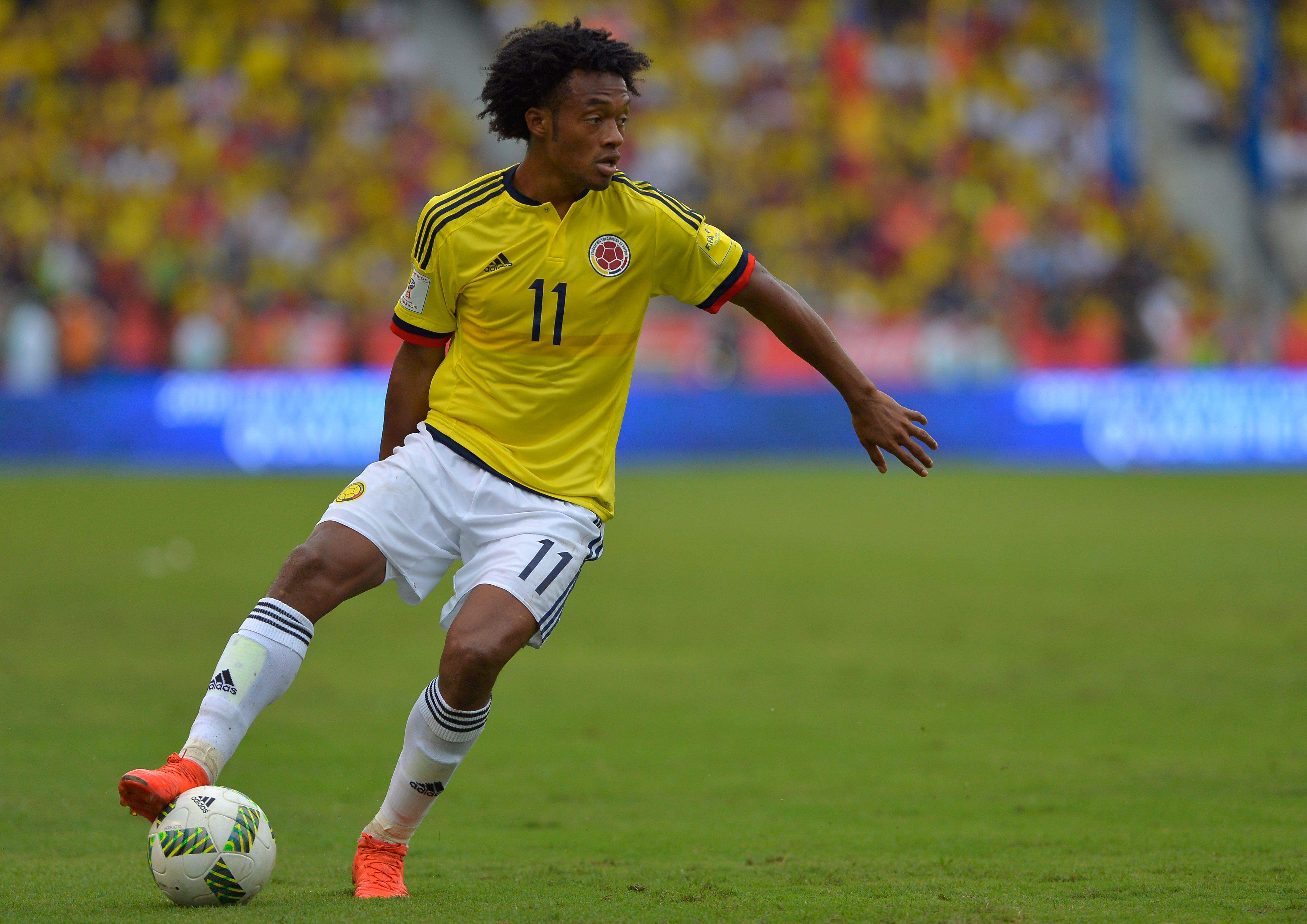 Implications of today's Colombia-Paraguay World Cup Qualifier