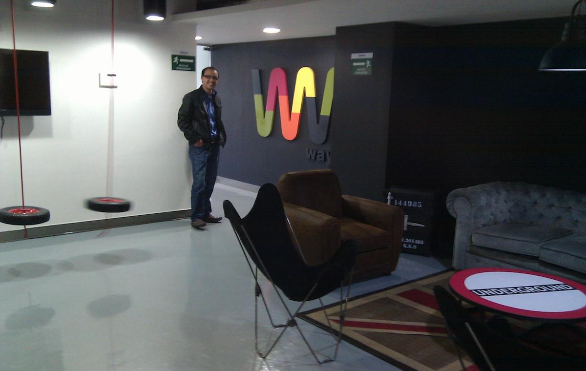 Wayra's Colombian accelerator announces 17.3 million dollars in sales among portfolio companies