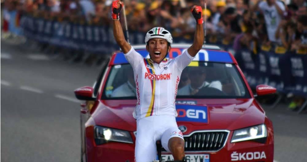 Cyclist Egan Bernal wins inaugural Colombia Oro y Paz race