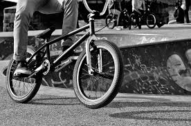 Medellin is the cradle of BMX riding in Colombia