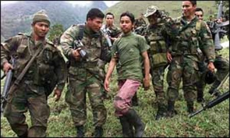 FARC arrest Colombia