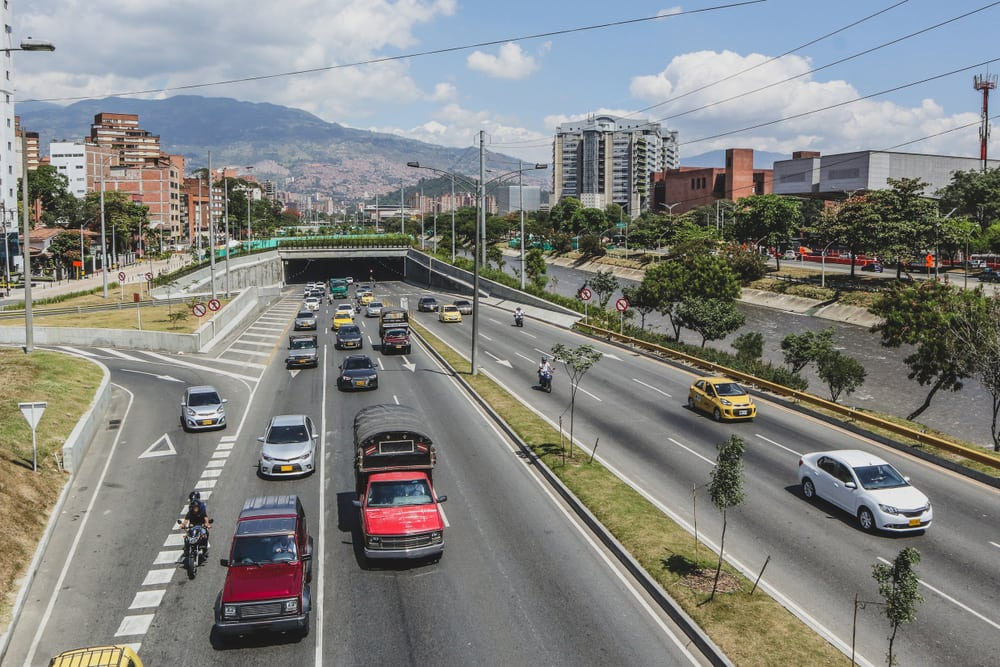 Cars and motos will be banned on Medellín roads for Earth Day
