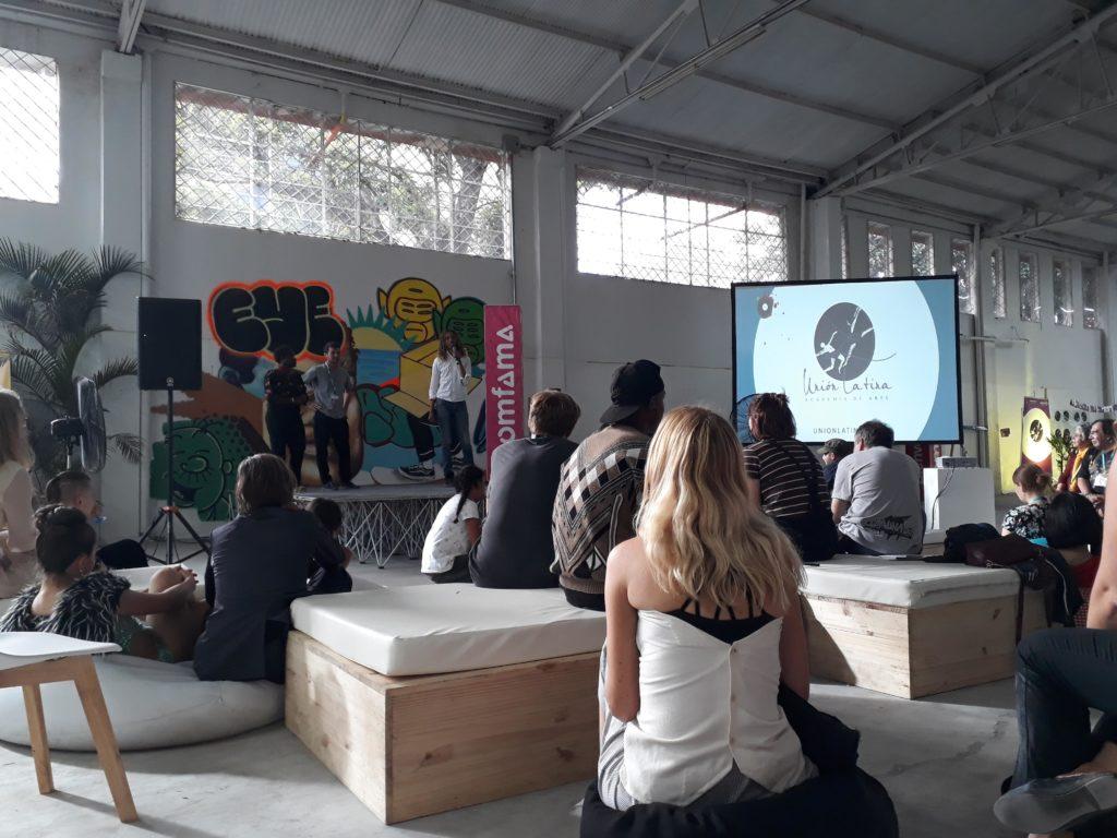 MasterPeace bootcamp Medellin