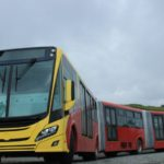 Bogota Transmilenio New Fleet Environment